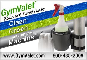 Visit GymValet.com